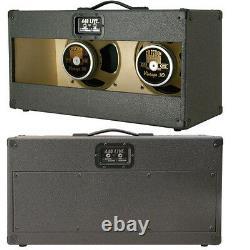 1 2x12 Guitar Speaker Cab Fire hot Red Tolex WithCelestion Vintage 30 Speakers
