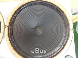 1 Paar G12 Celestion alnico Speaker aus 65er Vox vintage