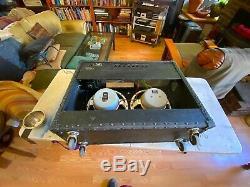 1. Vintage ALTEC 12 AlNiCo 417-8C 70s Speaker Santana-ish Sound, VGC, Tested