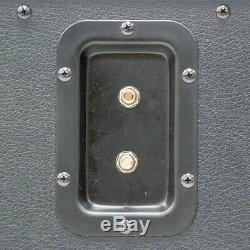 12 GUITAR SPEAKER CABINET EMPTY 1x12 Cube Cab Tolex