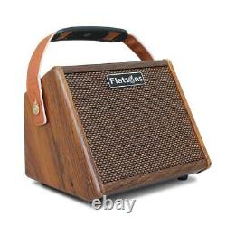 15W Guitar Amplifier Singing Amp Bluetooth Speaker Built-in Rechargeable Battery