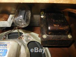 1950's Gibson Les Paul Junior Amp GA-5 Super Nice original Jensen speaker