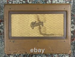1952 Gibson GA30 Tube 1x12 1x8 Combo Amp! Jensen Speakers