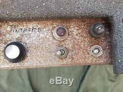 1960's Gibson Maestro GA 15 Tube Guitar Amp Amplifier Reverb 12 Jensen Speaker