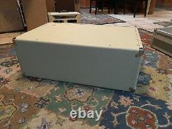 1962 Vintage Original Fender Bassman 212 Speaker Cabinet