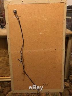 1963 Fender Brownface Speaker Cabinet 2x12 VINTAGE CAB unloaded SUPER RARE
