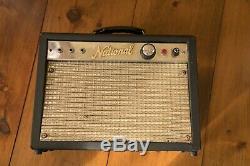 1964 National 1210 5w Guitar Amp, Jensen Speaker, RCA tubes, by Valco