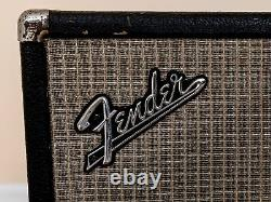 1965 Fender Tremolux Vintage 2x10 Blackface Speaker Cabinet with Oxford 10K5