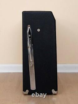 1967 Fender Super Reverb Blackface Vintage Tube Amp 4x10 CTS Alnico Speakers