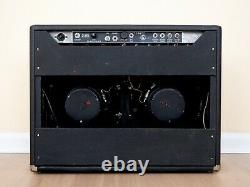 1967 Fender Twin Reverb Blackface Vintage Tube Amp 2x12 with Oxford 12T6 Speakers