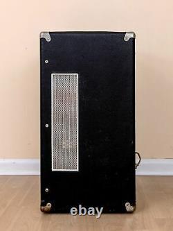 1968 Fender Vibratone Vintage Vintage Rotating Speaker Cabinet Drip Edge with Ftsw