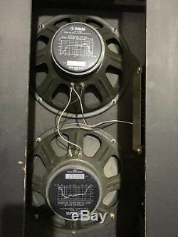 1974s Yamaha G100B-B212 Guitar Amplifier Speakers