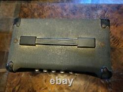 1986 Marshall Lead 12 5005 Combo Guitar Amplifier Celestion 10 inch Speaker Amp