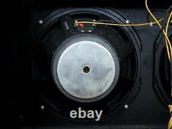 1994 Hiwatt SE4123 Speaker Cabinet 4x12 Audio Brothers UK-Made