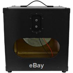 1x12 GUITAR SPEAKER CAB EMPTY 12 Cube Cabinet Tolex