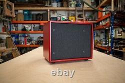 1x12 Thiele Guitar Speaker Cabinet, empty