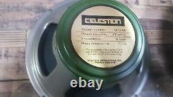 2 x Celestion G12M Greenback 8ohm 25w Guitar Speakers