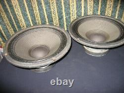 #3 and #4 Celestion Sidewinder s12-150 8 ohm speaker pair