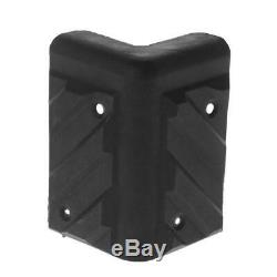 4PCS ABS Corner sturdy Protectors for Guitar Amplifier speakers home decoration