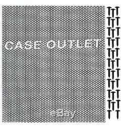4x12 Guitar Speaker Empty Cabinet charcoal black Tolex G4X12ST CBTLX