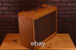 5e3 Narrow Panel Tweed Deluxe Guitar Combo Speaker Cabinet with Nitro lacquer
