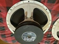 ALTEC LANSING 421A 15 Speakers DIA- CONE MATCHED Pair Great Condition VINTAGE