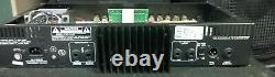 Ampeg B3158 Bi-amp power head only, no cabinet or speakers
