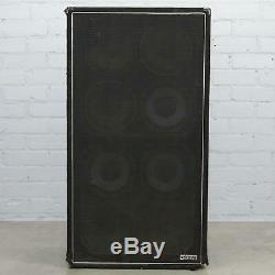 Ampeg SVT-810E 8x10 Bass Speaker Cabinet Made in USA #40762