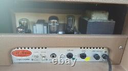 At Mars Torque Filmosound Guitar Amplifier Head and Speaker Cabinet