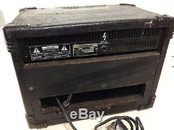 BOSS MG-80 Guitar Amplifier Twin Speakers Made By Roland
