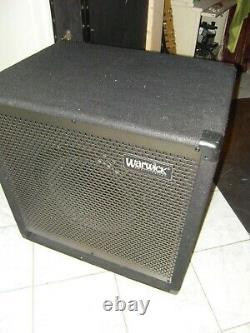 Bassbox Warwick WCA 115 300 Watt 8 Ohm Box Lautsprecher für Bass speaker