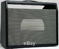 Blackface Princeton Reverb Style Guitar Amplifier Combo Speaker Cabinet