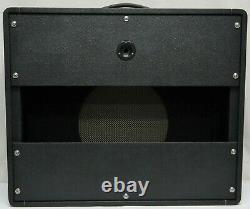 British Style 18 Watt 1x12 Guitar Amplifier Speaker Extension Cabinet