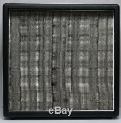 British Style 4x12 Straight Guitar Amplifier Extension Speaker Cabinet