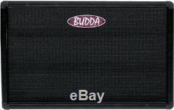 Budda 1X12 Open Back 8 Ohm Guitar Speaker Cabinet Extension BRS-08101 Peavey New