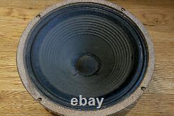 Celestion 1972 G12M T1511 55Hz Guitar Speaker / Loudspeaker Pulsonic Cone
