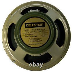 Celestion 2 pieces G12M Greenback guitar speaker 16 Ohms brand new