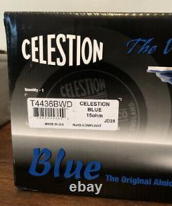 Celestion Blue 12 15-Watt Alnico Replacement Guitar Speaker 15 Ohm