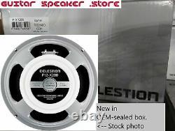 Celestion F12-X200 8 Ohm 200-watt 12 Modeling Amp Guitar Speaker NIB
