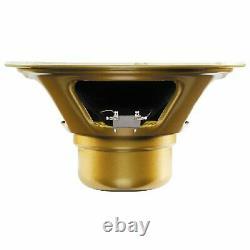 Celestion G10 Gold 10 40-Watt Alnico Replacement Guitar Speaker 8 Ohm