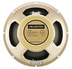 Celestion G12H-75 Creamback 8 Ohm 75W 75hz New UK Guitar Speaker T5890