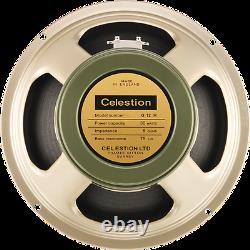 Celestion G12H(75hz) Greenback 8ohm 30W Heritage Hendrix's guitar speaker T1364