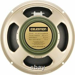 Celestion G12M Greenback 25W 12 Guitar Speaker 8 Ohm