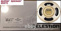 Celestion Neo Creamback 8 Ohm 12 inch Guitar speaker NIB