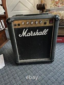 Classic 1986 Marshall Lead 12 Amp with10 Celestion Speaker, model 5005