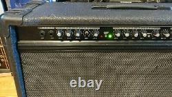 Crate 2X12 Guitar Combo Amplifier GX-130C. Chorus. Reverb. 12 speakers. 130 W