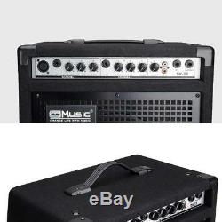 Electric Drum Amplifier Speaker Workstation Keyboard Acoustic Guitar Amp 35W
