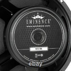 Eminence Beta-10A 10 inch Midbass Guitar PA Woofer 8 ohm 250 Watt RMS Speaker