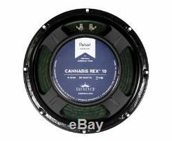 Eminence Cannabis Rex 10 HEMP CONE NEW Speaker 8 ohm FREE SHIPPING