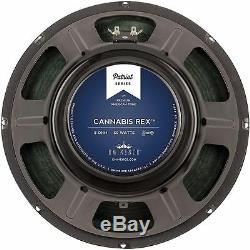 Eminence Cannabis Rex 12 HEMP CONE NEW Speaker 8 ohm FREE SHIPPING